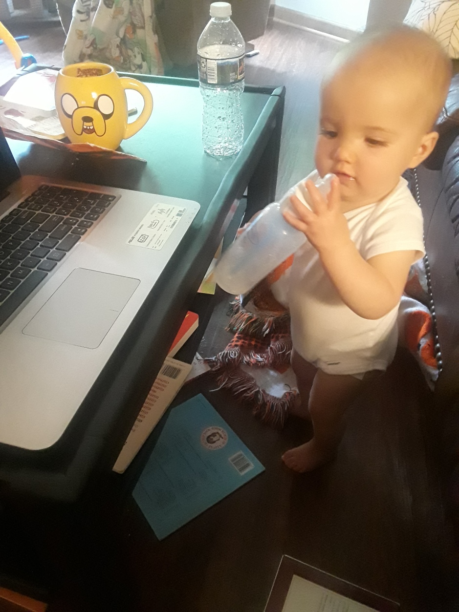 Baby Wants-To-Type